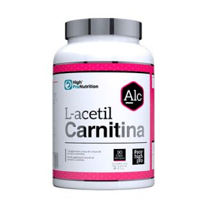 L-Acetil Carnitina 90 Cap.