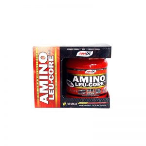Amino Leu-Core 8:1:1 sabor fruit punch 390 gr