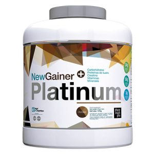 New Gainer Platinum 3 Kg