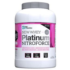 New Whey Platinum NitroForce 2 Kg